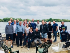 Ashridge team-building day